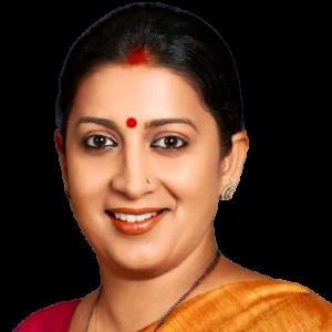 Bharat ke Mahila evam bal vikas mantri kaun hai