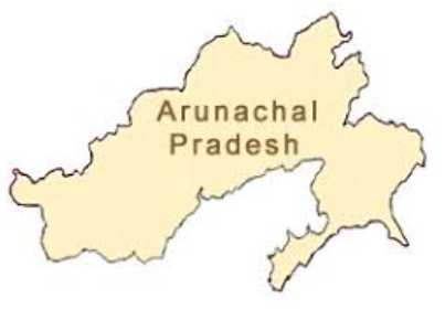 Arunachal Pradesh ki jansankhya