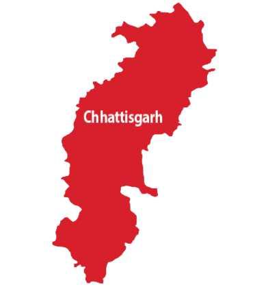 Chhattisgarh ki jansankhya kitni hai